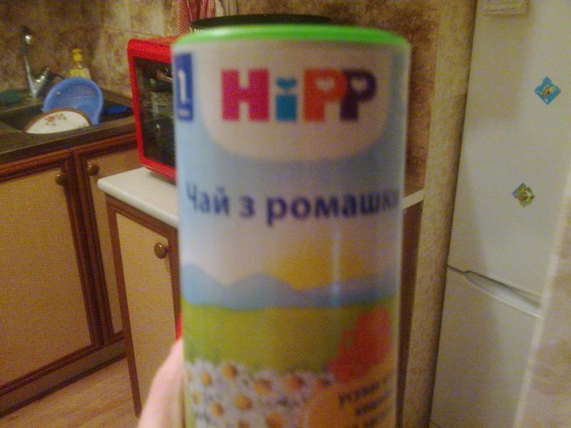 Чай hipp успокаивающий чай для детей с 2-х недель   отзывы покупателей.