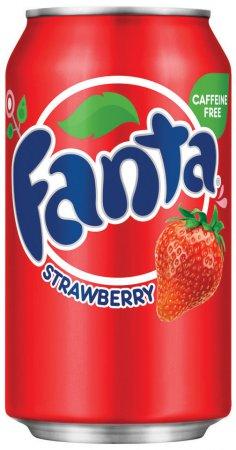 Газированная вода Fanta Клубника - «НОВИНКА! Fanta выпустила ...