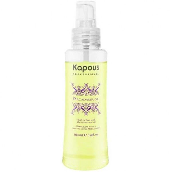 kapous флюид для волос отзывы