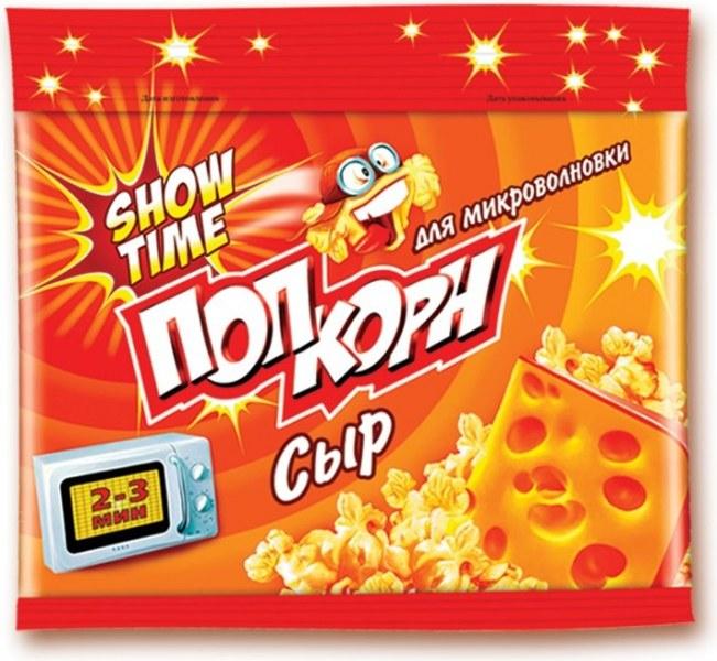 Попкорн без упаковки в микроволновке