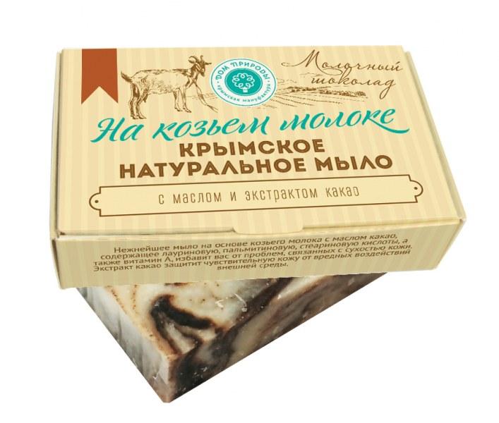 Натуральное мыло крымское