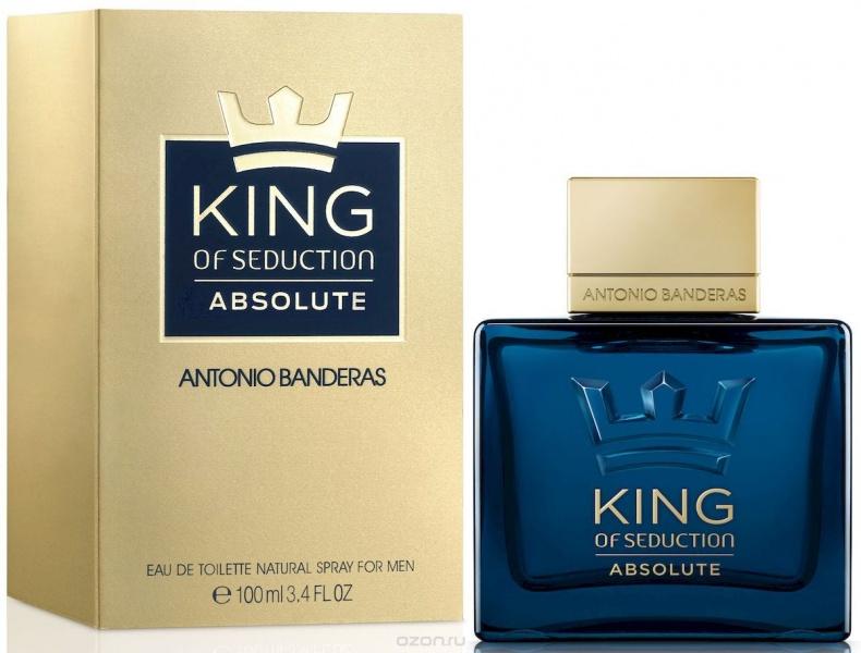 кинг антонио бандерас парфюм для мужчин отзывы