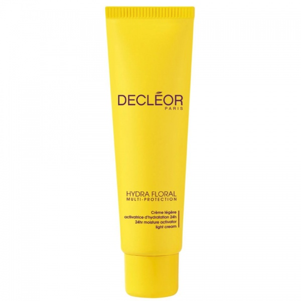decleor hydra floral anti pollution flower nectar moisturising cream makeupalley