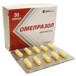 Инструкция Таблеток Омепразол В Капсулах
