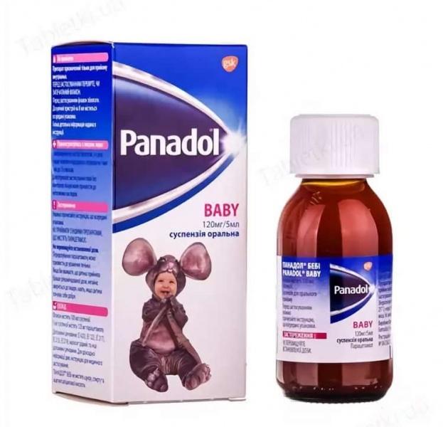 панадол baby суспензия инструкция по применению