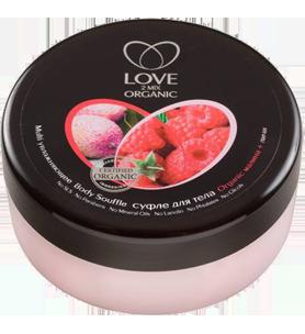love 2mix organic крем для груди
