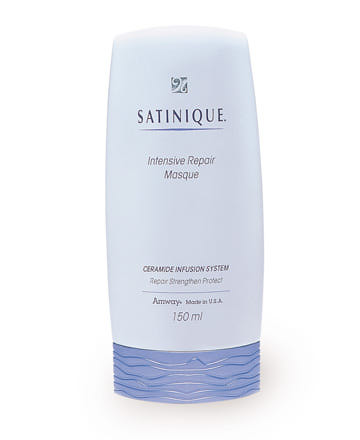 Satinique восстанавливающая маска для поврежденных и окрашенных волос