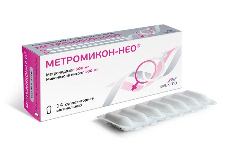 свечи метромикон нео цена инструкция в спб