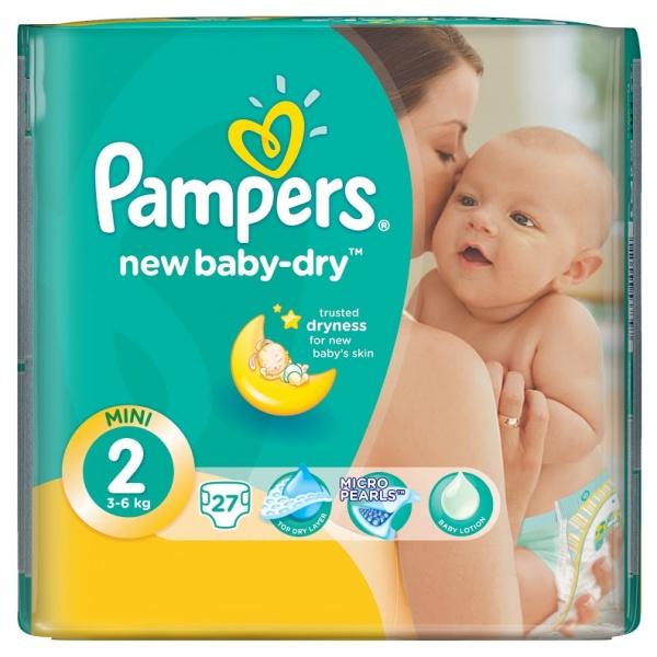 7ce33cb2fecf Подгузники Pampers New Baby-dry   Отзывы покупателей