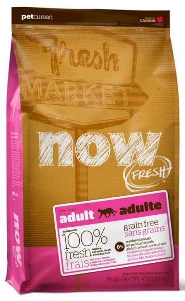 Корм Now Fresh Беззерновой с Олениной и ягненком 11,35kg для взрослых собак 42849
