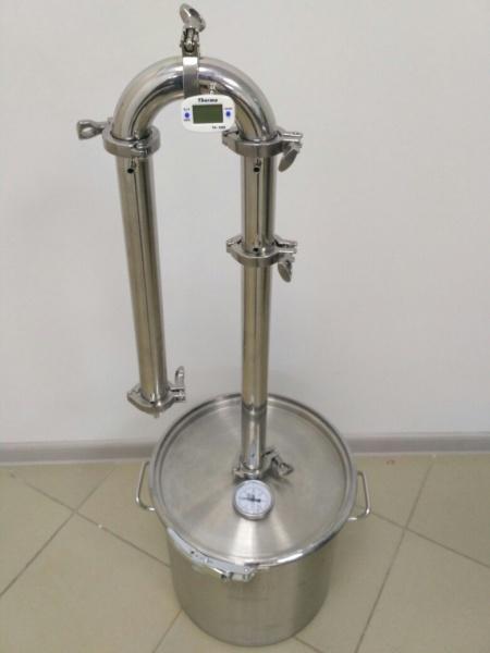 Купить самогонный аппарат люкссталь 3 20 литров выбрать модель самогонного аппарата