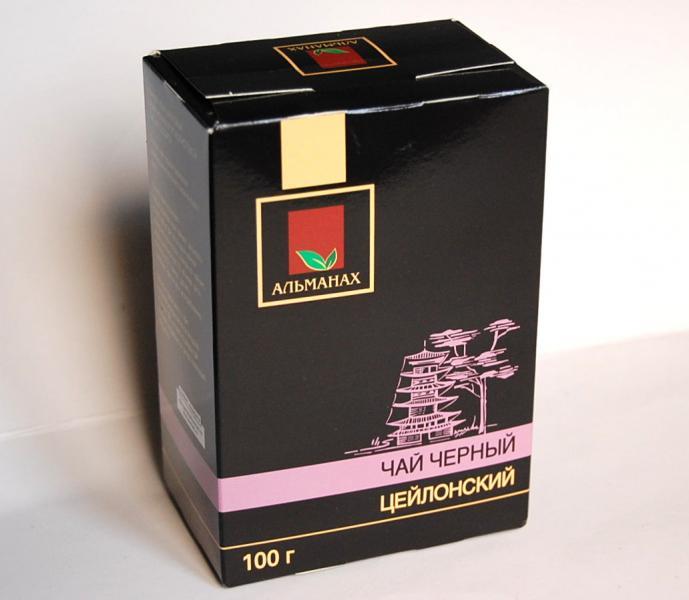 Каталог чаев в ашане