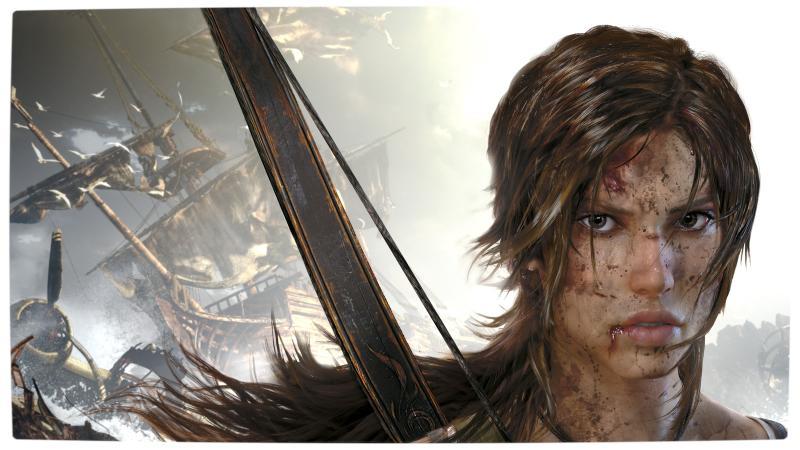 Lara croft 2013 скачать торрент