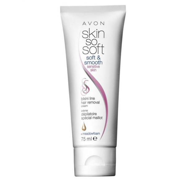 skin so soft крем для удаления волос