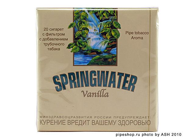 Springwater купить сигареты коап продажа несовершеннолетним табачных изделий