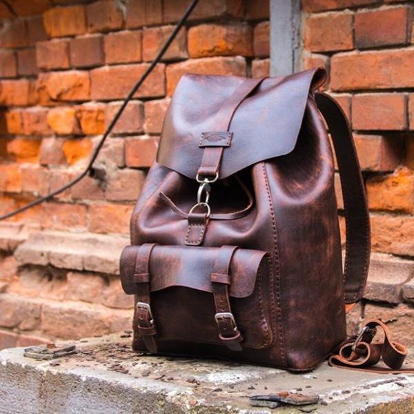 9ae9a418481a Рюкзак Drakkar Изделия из натуральной кожи | Отзывы покупателей