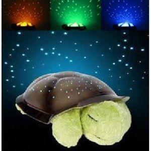 Ночник детский merry черепаха звездное