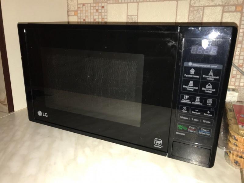 инструкция 2042db ms микроволновая lg печь