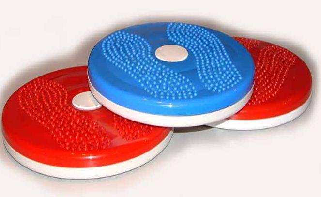 Тренажер для талии диск