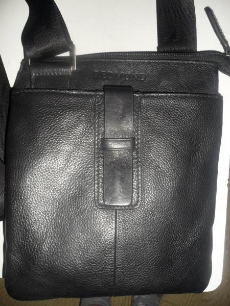 610cc0415ded мужская сумка Redmond кожанная отзывы покупателей