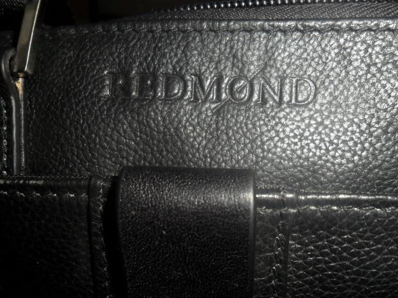 54b6f4ff3e84 Мужская сумка REDMOND кожанная | Отзывы покупателей