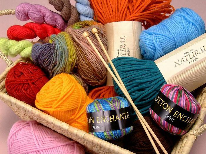 вязание из толстой пряжи мериноса