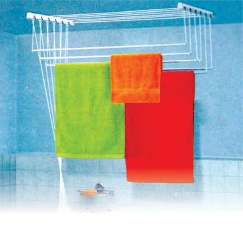 Монтаж сушилки для белья пластиковые потолочные сушки, которые опускаются с помощью шнура на нужную выбранную вами...