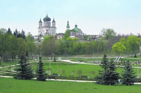 парк феофания фото киев