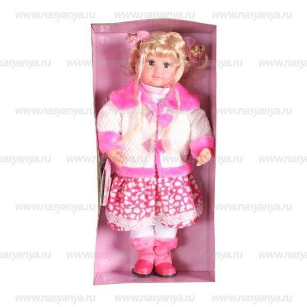 Инструкция интерактивной куклы настенька