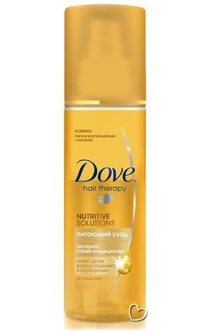 Спрей для волос dove