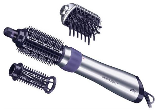 Расческа-фен для волос