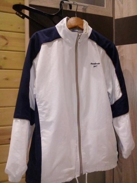 7df3bace5 Спортивная одежда Reebok Олимпийка Арт. 221 992   Отзывы покупателей