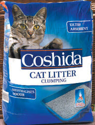 Coshida Cat Litter – 360Cinemaproductions