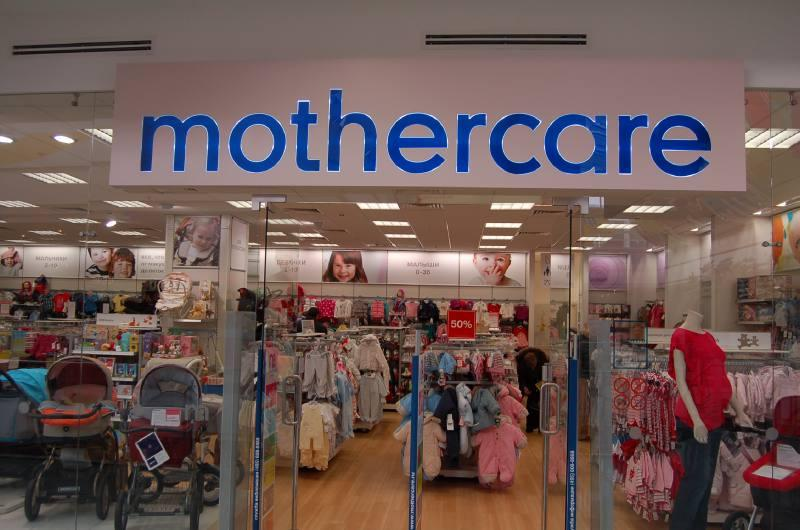 Одежда Mothercare