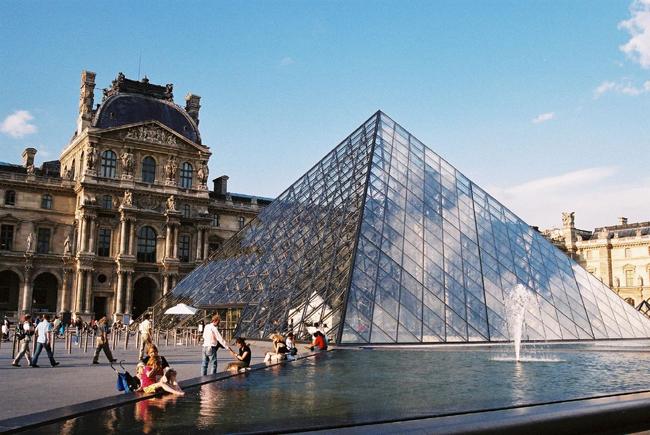 Лувр франция париж отзывы