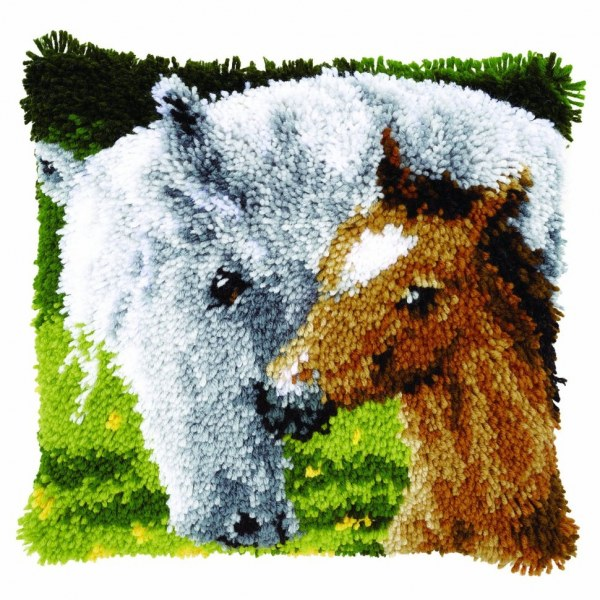 Набор из китая ковровая вышивка