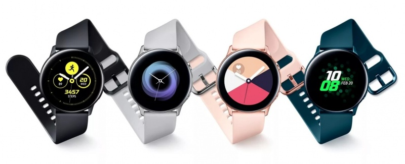 51f7ac29 Умные часы Samsung Galaxy Watch Active | Отзывы покупателей