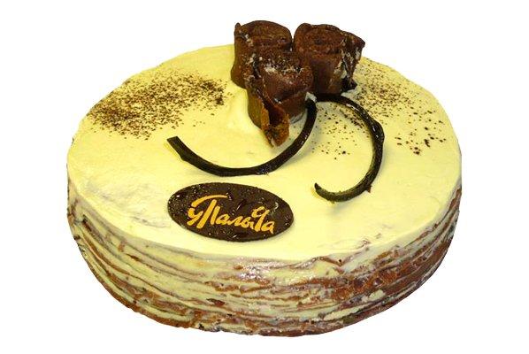 Торт от палыча блинный фисташковый