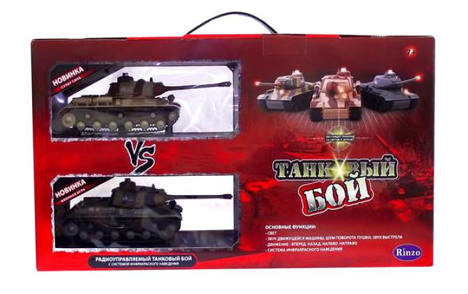 Игрушка Танковый Бой Инструкция
