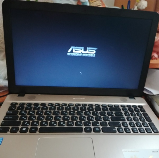 063e9b1dbbbe Ноутбук ASUS D541NA-GQ316T (HD) Celeron N3350   Отзывы покупателей