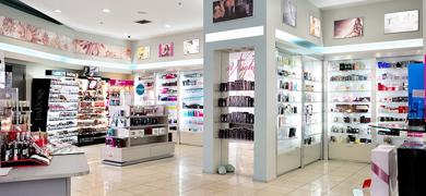 Магазины косметики парфюмерии фото