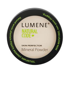 lumene mineral powder