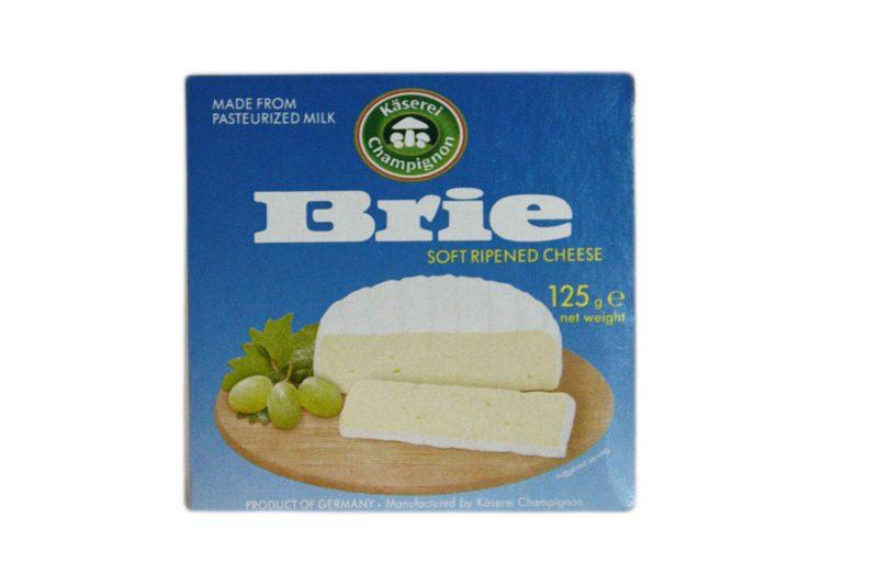 Сыр бри российского производства