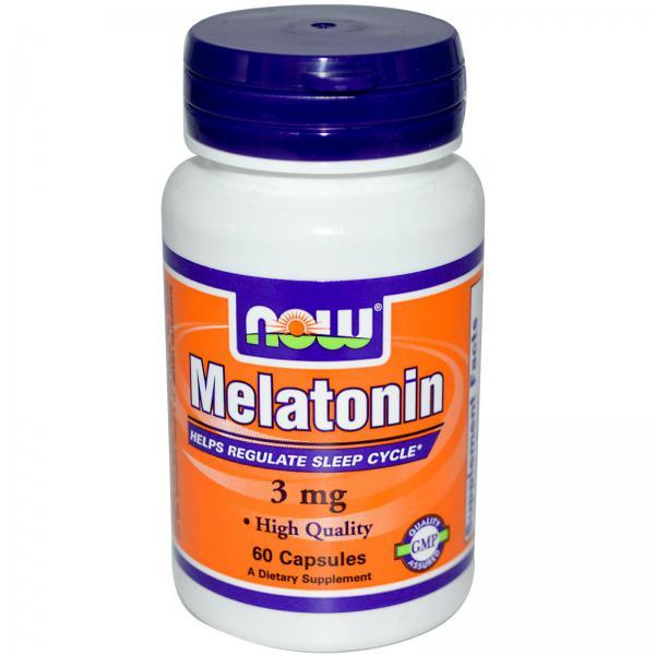 Мелатонин в капсулах инструкция