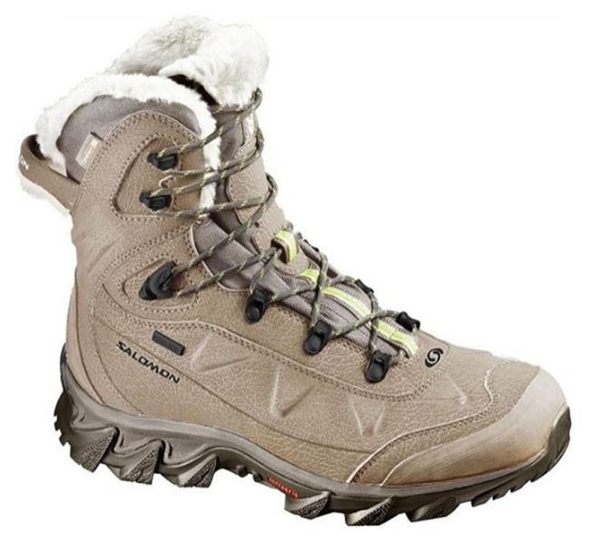 Зимняя обувь salomon отзывы