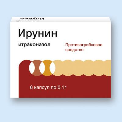 Итраконазол мазь инструкция по применению цена