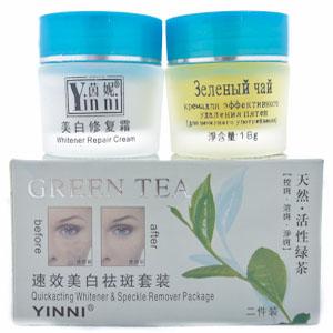 Зеленый чай крем цена