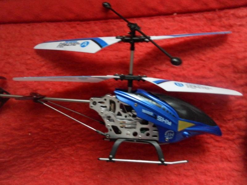 Вертолет с гироскопом своими руками