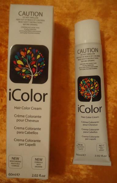 I-color краска для волос отзывы
