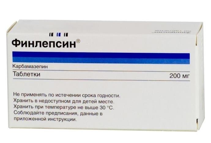 Таблетки финлепсин инструкция